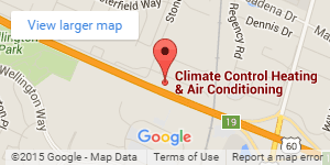 climatecontrol map
